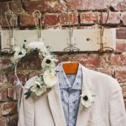 harmoniser son cortège fleur blanche mariage nature bijou