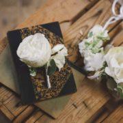 accessoire mariage pochette homme blanc élégant rose classe